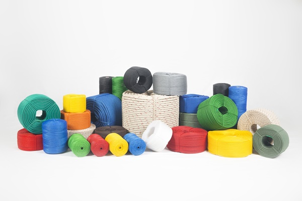 HDPE & PP ROPE AND HDPE TWINE